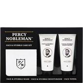 Percy Nobleman - Facial care - Face & Stubble Care Kit