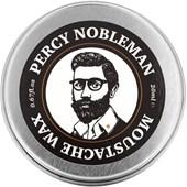 Percy Nobleman - Beard grooming - Moustache Wax