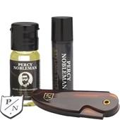 Percy Nobleman - Beard grooming - Travel Tin Set