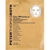 Peter Thomas Roth - Un-Wrinkle - 24K Gold Intense Wrinkle Sheet Mask