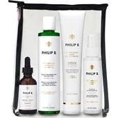 Philip B - Shampoo - Four Step Hair & Scalp Treatment Paraben Free