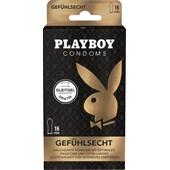 Playboy Condoms - Condoms - Naturlig känsla