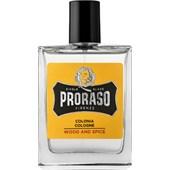 Proraso - Wood & Spice - Eau de Cologne Spray
