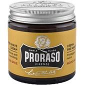 Proraso - Wood & Spice - Preshave Cream