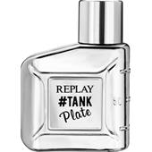 Replay - #Tank Plate For Him - Eau de Toilette Spray