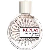 Replay - Woman - Eau de Toilette Spray