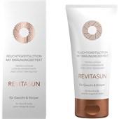 RevitaSun - Sun care - Fuktlotion med brun utan sol-effekt
