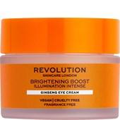 Revolution Skincare - Eye care - Brightening Boost Ginseng Eye Cream