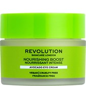 Revolution Skincare - Eye care - Nourishing Boost Avocado Eye Cream