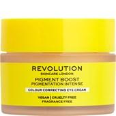 Revolution Skincare - Eye care - Pigment Boost Colour Correcting Eye Cream