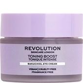 Revolution Skincare - Eye care - Toning Boost Bakuchiol Eye Cream