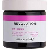 Revolution Skincare - Masks - Calming Overnight Face Mask