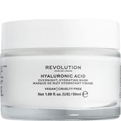 Revolution Skincare - Masks - Hyaluronic Acid Overnight Hydrating Mask