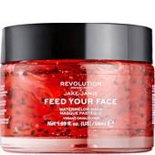 Revolution Skincare - Masks - Jake-Jamie Feed Your Face Watermelon Mask