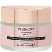 Revolution Skincare - Moisturiser - Hydration Boost Lightweight Hydrating Gel Cream