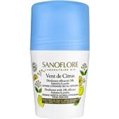 SANOFLORE - Body care - Deodorant Citrus