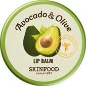 SKINFOOD - Avocado - Olive Lip Balm