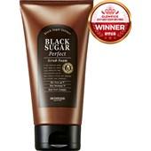 SKINFOOD - Black Sugar - Perfect Scrub Foam