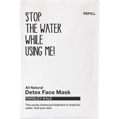 STOP THE WATER WHILE USING ME! - Ansiktsvård - Parsley Kale Detox Face Mask Refill