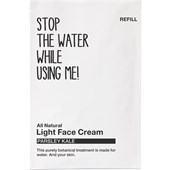 STOP THE WATER WHILE USING ME! - Ansiktsvård - Parsley Kale Light Face Cream Refill