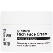 STOP THE WATER WHILE USING ME! - Ansiktsvård - Parsley Kale Rich Face Cream