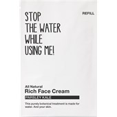 STOP THE WATER WHILE USING ME! - Ansiktsvård - Parsley Kale Rich Face Cream Refill