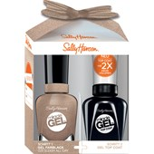 Sally Hansen - Miracle Gel - Miracle Gel Nagellack 14,7 ml + Miracle Gel Top Coat 14,7 ml