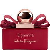 Salvatore Ferragamo - Signorina - In Rosso Eau de Parfum Spray
