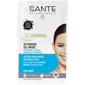 Sante Naturkosmetik - Facial care - Afterwork Gel-Mask