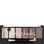 Sante Naturkosmetik - Eye Shadow - Eyeshadow Palette Rosy Shades
