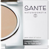 Sante Naturkosmetik - Teint - Compact Powder