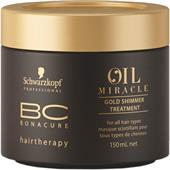 Schwarzkopf Professional - Oil Miracle - Gold Shimmer Treatment