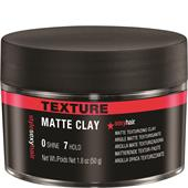 Sexy Hair - Style Sexy Hair - Matte Clay