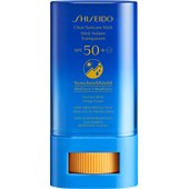 Shiseido - Skydd - Clear Suncare Stick