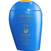 Shiseido - Skydd - Expert Sun Protector Face & Body Lotion
