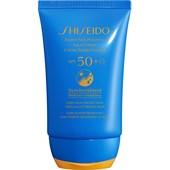Shiseido - Skydd - Expert Sun Protector Face Cream