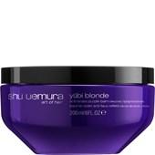 Shu Uemura - yūbi blonde - Anti-Yellow Purple Treatment