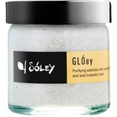 Sóley Organics - Peelings - Facial Scrub Gloey Purifying Exfoliator
