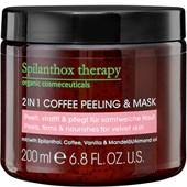 Spilanthox - Ansiktsvård - 2IN1 Coffee Peeling & Mask