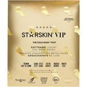 StarSkin - Hands & Feet - VIP - The Gold Mask Softening Foot Mask Socks