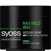 Syoss - Styling - Wax