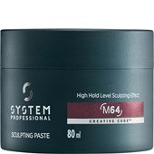 System Professional Energy Code - Man - Sculpting Paste M64