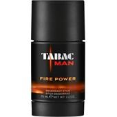Tabac - Tabac Man Fire Power - Deodorant Stick