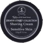 Taylor of old Bond Street - Jermyn Street Collection - Jermyn Street Shaving Cream for Sensitive Skin
