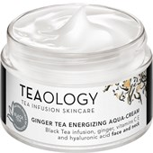 Teaology - Facial care - Ginger Tea Energizing Aqua-Cream