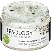 Teaology - Facial care - Green Tea Detox Face Scrub