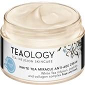 Teaology - Facial care - White Tea Miracle Anti-Age Cream