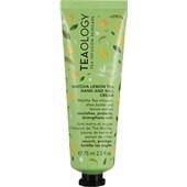 Teaology - Body care - Matcha Lemon Tea Hand and Nail Cream