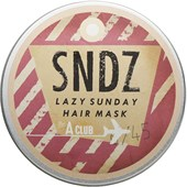 The A Club - Hudvård - SNDZ Lazy Sunday Hair Mask