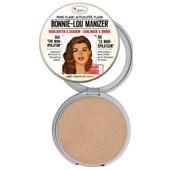 The Balm - Highlighter - Bonnie-Lou Manizer Highlighter